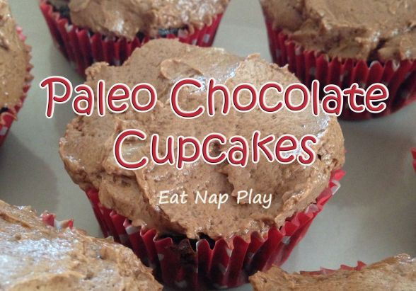 Chocolate Paleo Cupcakes | Recipes | Pinterest