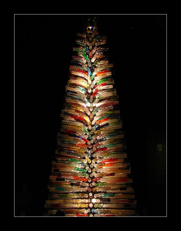 Pin by jack frost on christmas trees pinterest - Murano glass christmas tree ...