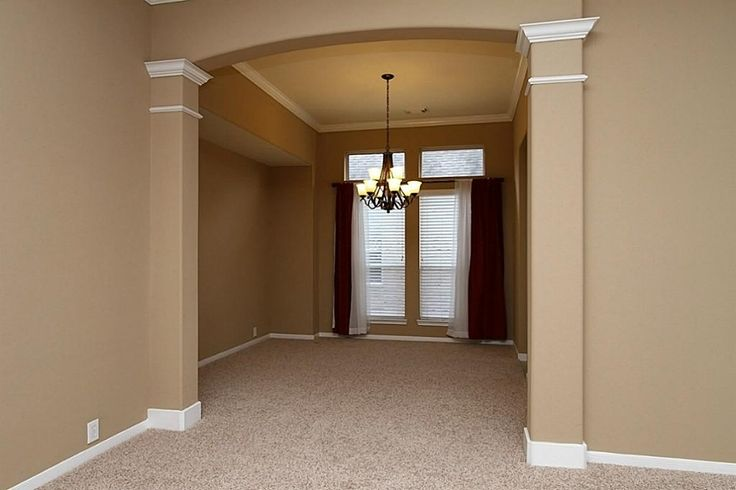 Adding Crown Molding To Columns For The Home Pinterest