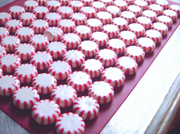 Edible Candy Plate
