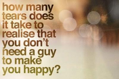 how to make myself feel happy