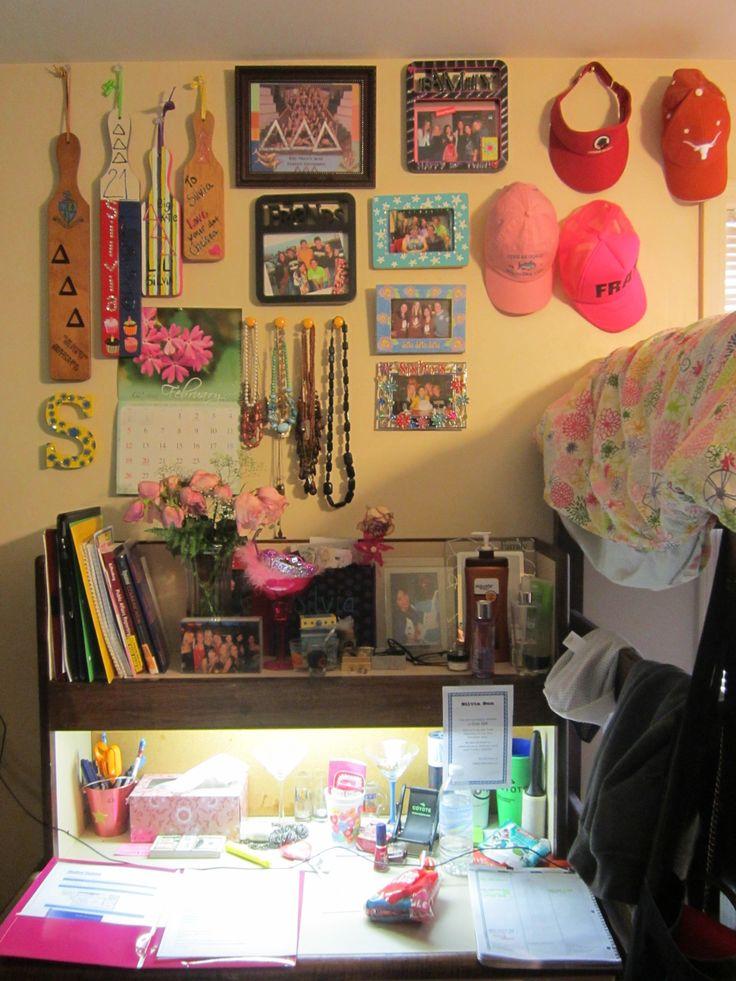 Sorority Dorm Room Trends Pinterest