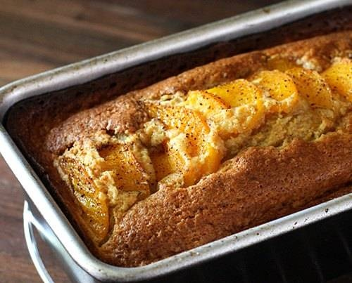 peach bread | Peach Festival: What could have been. | Pinterest
