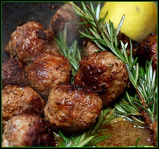 Pork Meatballs With Lemon And Thyme Recipes — Dishmaps