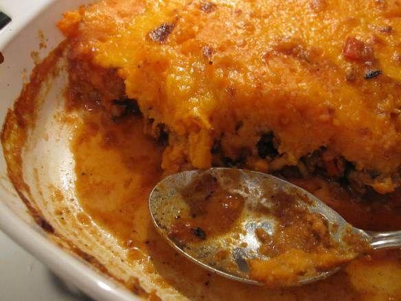 Turkey chili sweet potato shepherds pie | Recipes | Pinterest