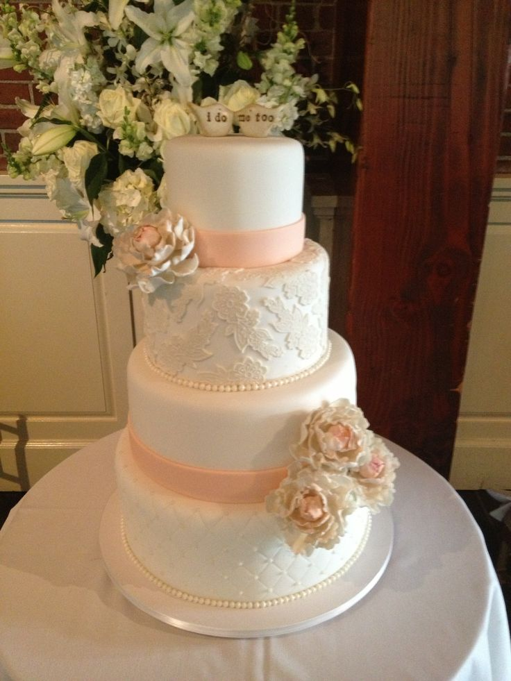 Edible Cake Images Arndell Park : Pin by fiona darton on lucys wedding Pinterest