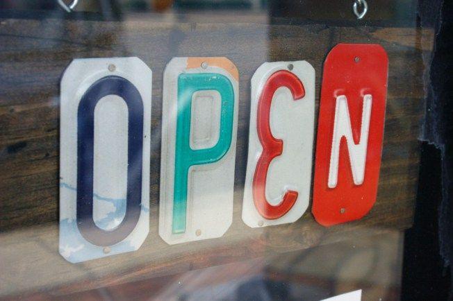 Open Sign Cool Stuff Pinterest