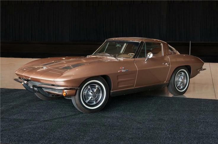 1963 corvette split window corvette pinterest for 1963 vette split window