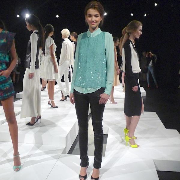 Standout Collection: Marissa Webb Spring 2013 | theglitterguide.com