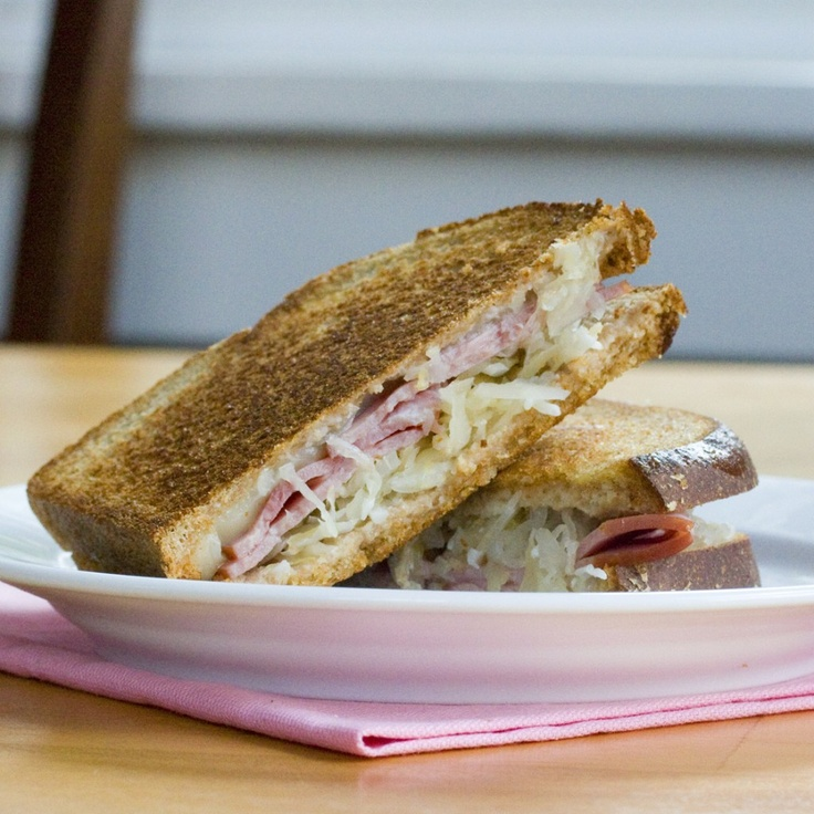 Ham and Swiss Panini | Recipes - Panini | Pinterest