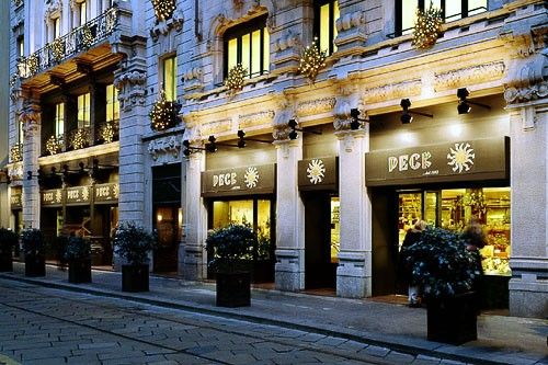 Peck food market in milan italy some little plans for for Milan food market