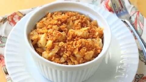 Chuck's Favorite Mac And Cheese Recipe — Dishmaps