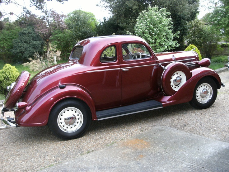 1936 dodge d2 coupe cars pinterest for 1936 dodge 5 window coupe