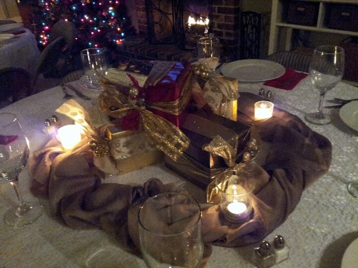 Holiday Party Centerpieces | Party Ideas | Pinterest