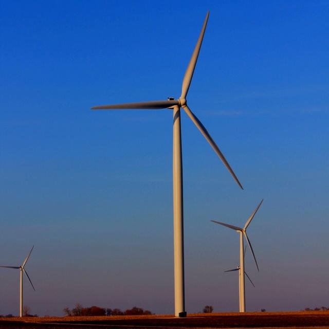 Iowa Wind Power