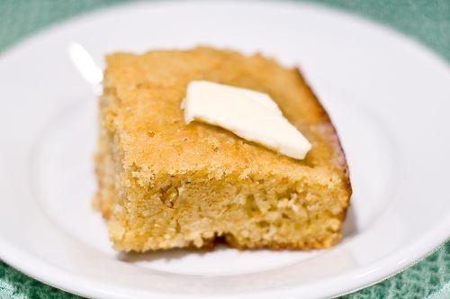 Brown Butter Cornbread - Recipe