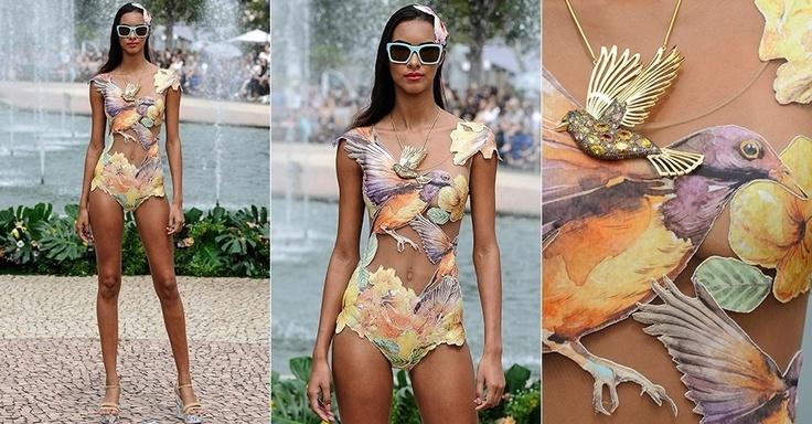 Minas Trend: Veja os destaques da moda mineira para o Verão 2014 - Moda - UOL Mulher