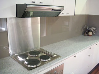 acrylic panel backsplash kitchen pinterest
