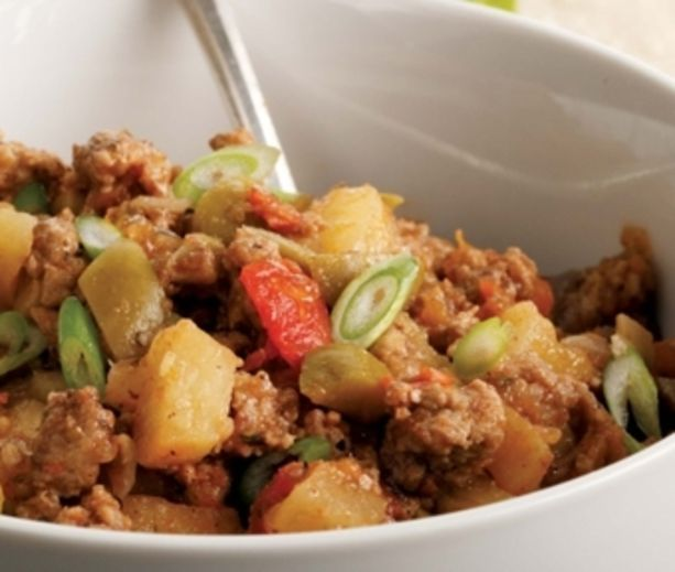 Turkey Picadillo Recipe — Dishmaps