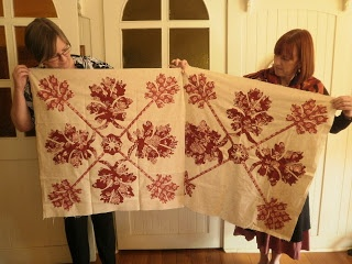 Secret Sewing Sisterhood - blogspot