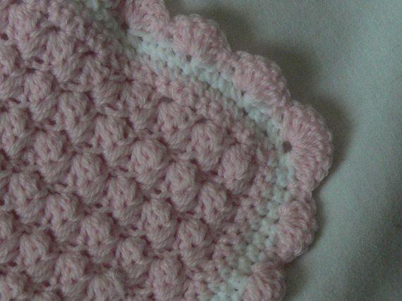 Crochet Baby Wings Pattern Free : Crochet Pattern Baby Blanket Angel Wings Stitch Easy ...