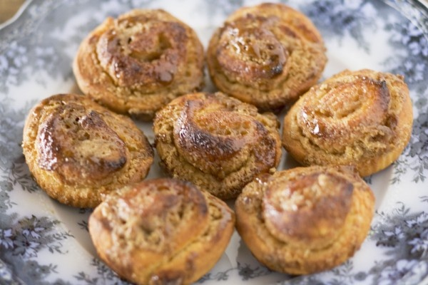 Caramel Pinwheels | oh yummy | Pinterest