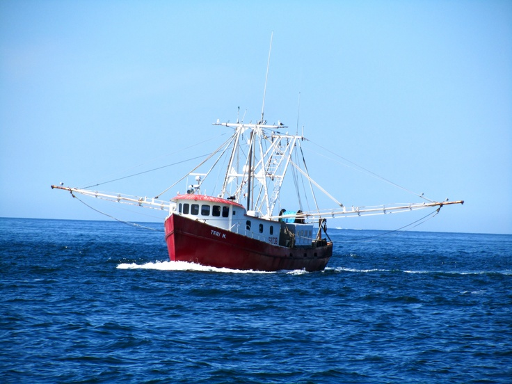 Fishing boat in new england footprints pinterest for New england fishing