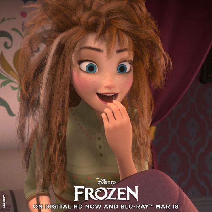 It s a coronation day Anna Frozen Coronation Day