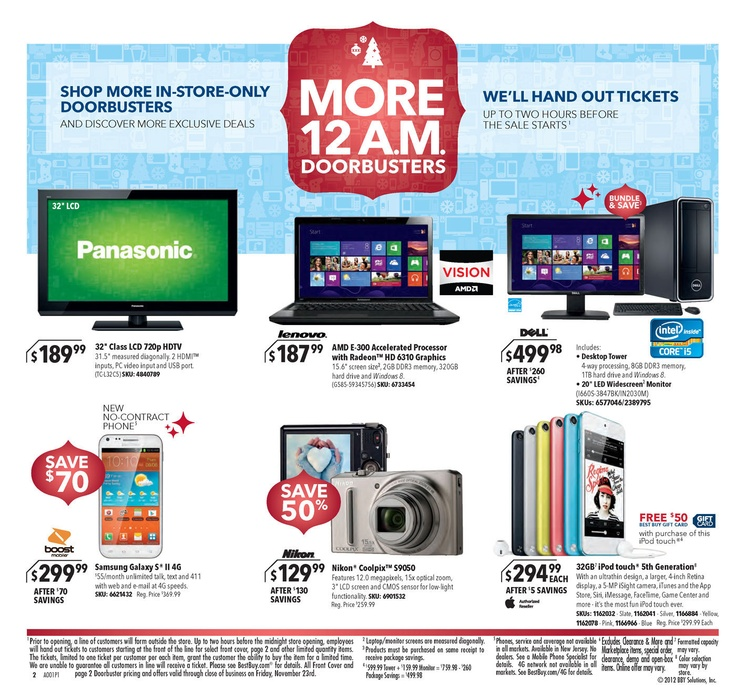 Laptop deals black friday 2018 best buy