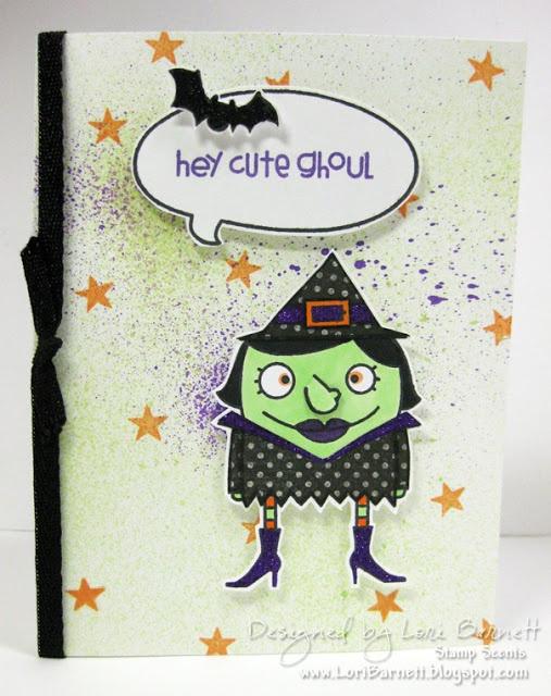 paper smooches halloweenies