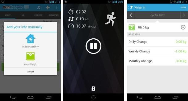 iphone app track your workout
