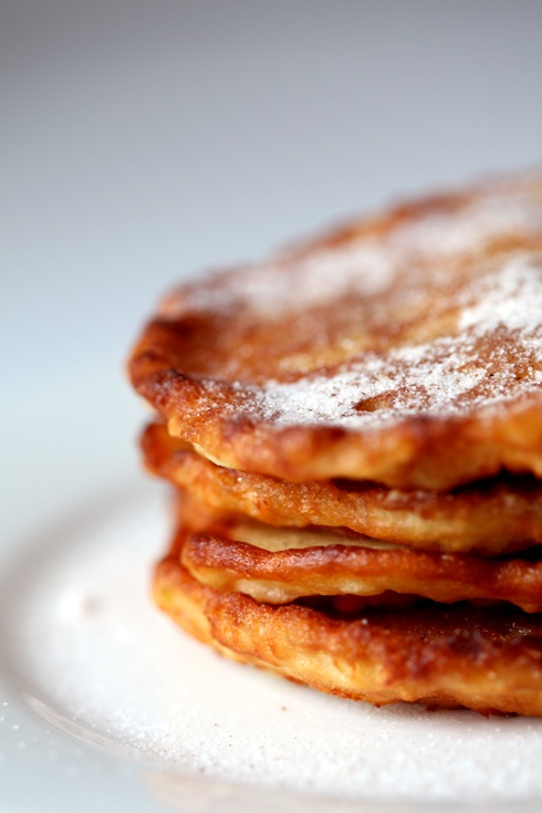 Apple Pancakes from the Greedy Gourmand. Pancakes are one of my most ...