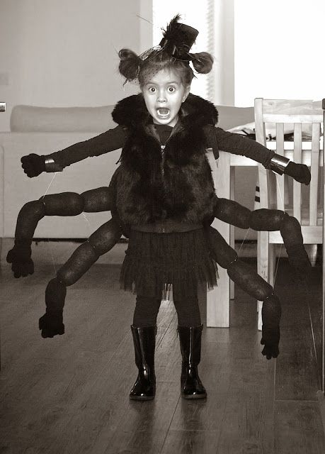 Stella s spider costume amp bag charlotte s web anyone bookcostumes