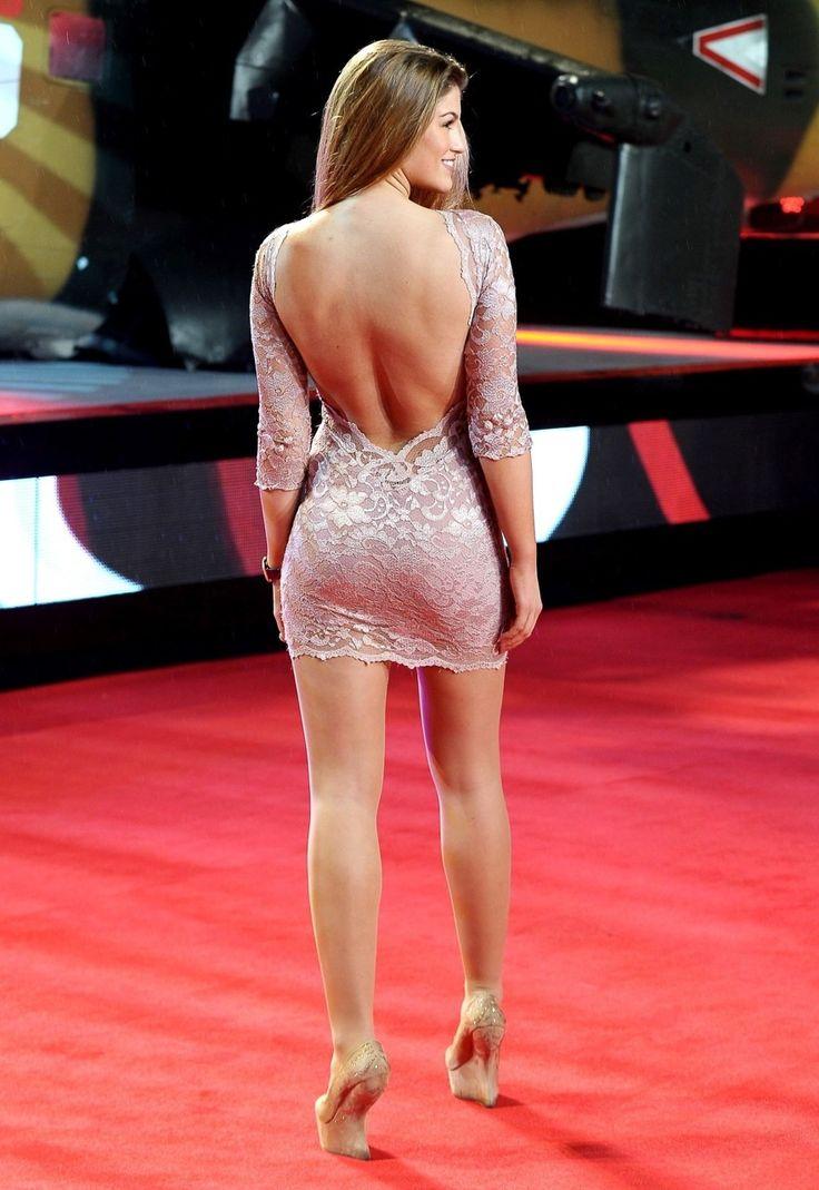 Fashionable Legs: Amy Willerton