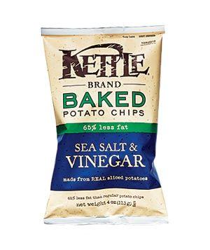 Kettle Baked Sea Salt & Vinegar Potato Chips