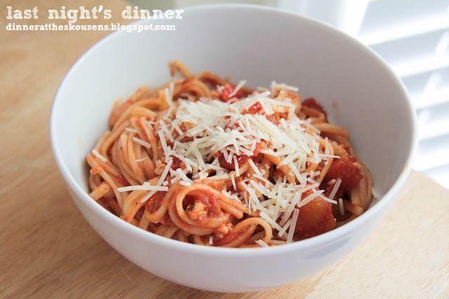 ... sauce quick spaghetti sauce quick pasta sauce recipe yummly quick