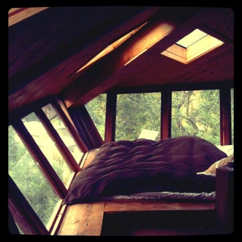Loft bedroom pretty cool morning view loft space pinterest