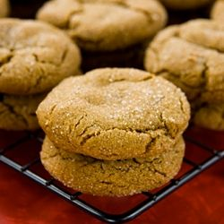 Pumpkin Molasses Cookies and an invitation to take part in a virtual ...