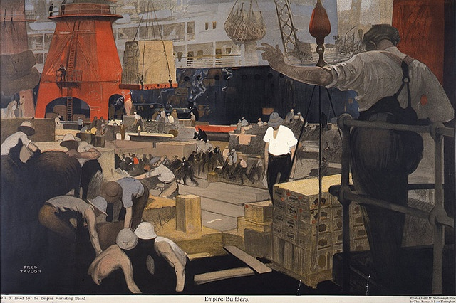 Empire Builders by The National Archives UK, via Flickr