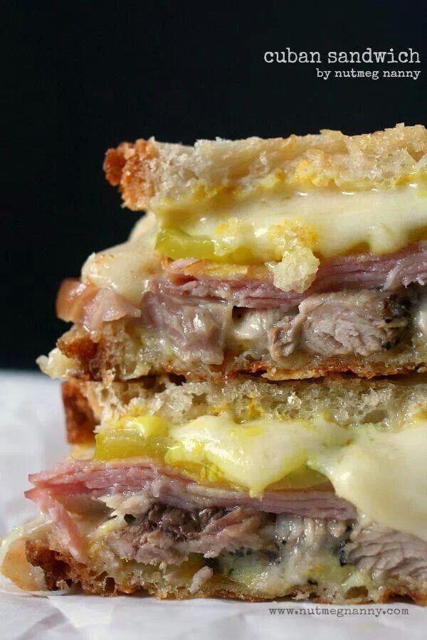 Cuban Sandwich | Favorite Recipes | Pinterest