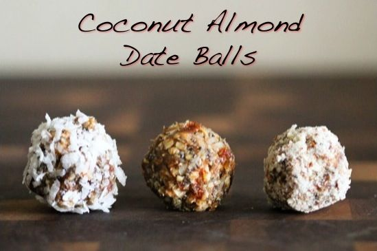Date balls | Time to Eat | Pinterest