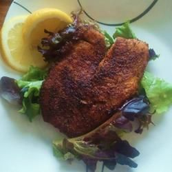 Blackened Tilapia with Secret Hobo Spices | Recipe