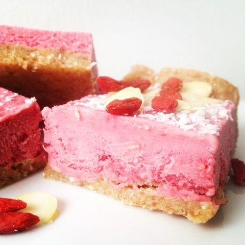 Strawberry- Coconut Cheesecake Recipes — Dishmaps
