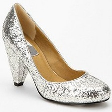 These are my Cinderella shoes that I plan to wear