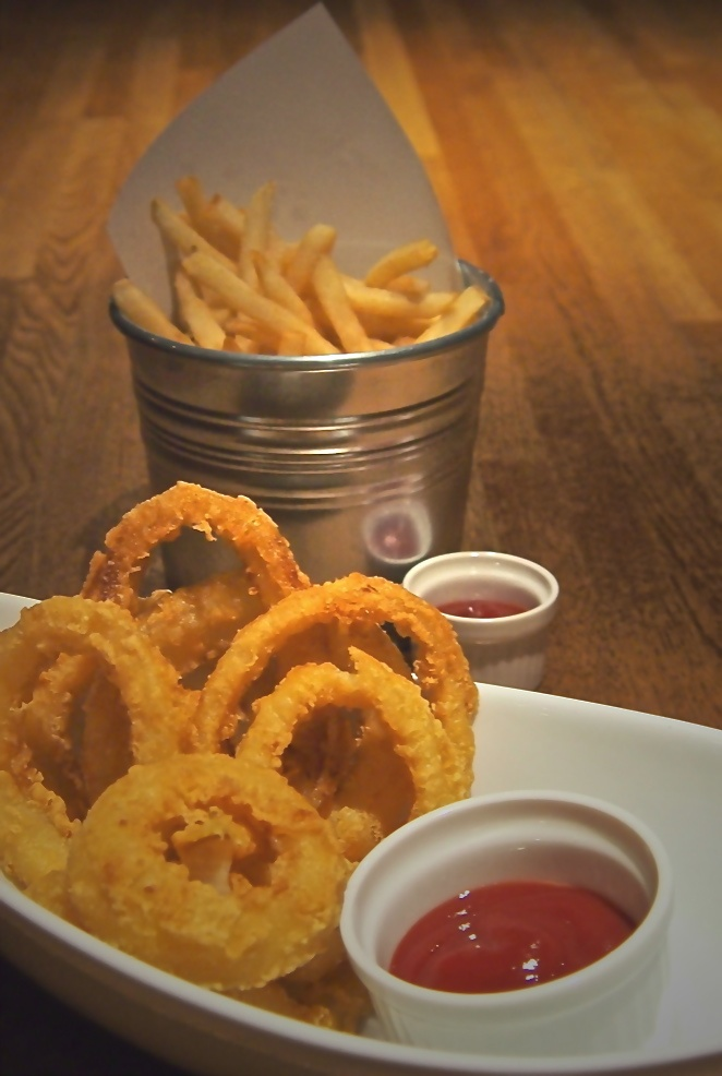 French Fries & Onion Rings | Burgers, Fries & Ohh Onion Rings! | Pint...