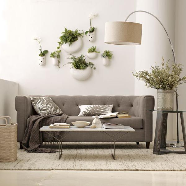 West elm ceramic hanging planters by shane powers