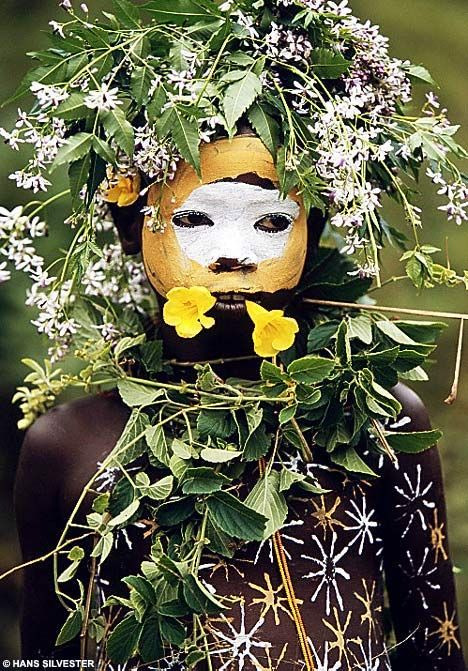 Surma and Mursi tribes of East Africa