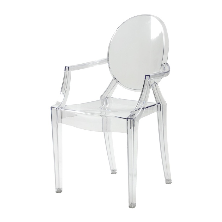 Acrylic Chair Homey Home Pinterest
