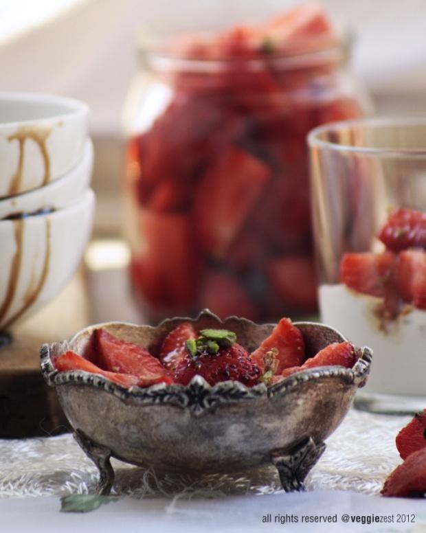 strawberry tart strawberry balsamic custard tart strawberry tart with ...