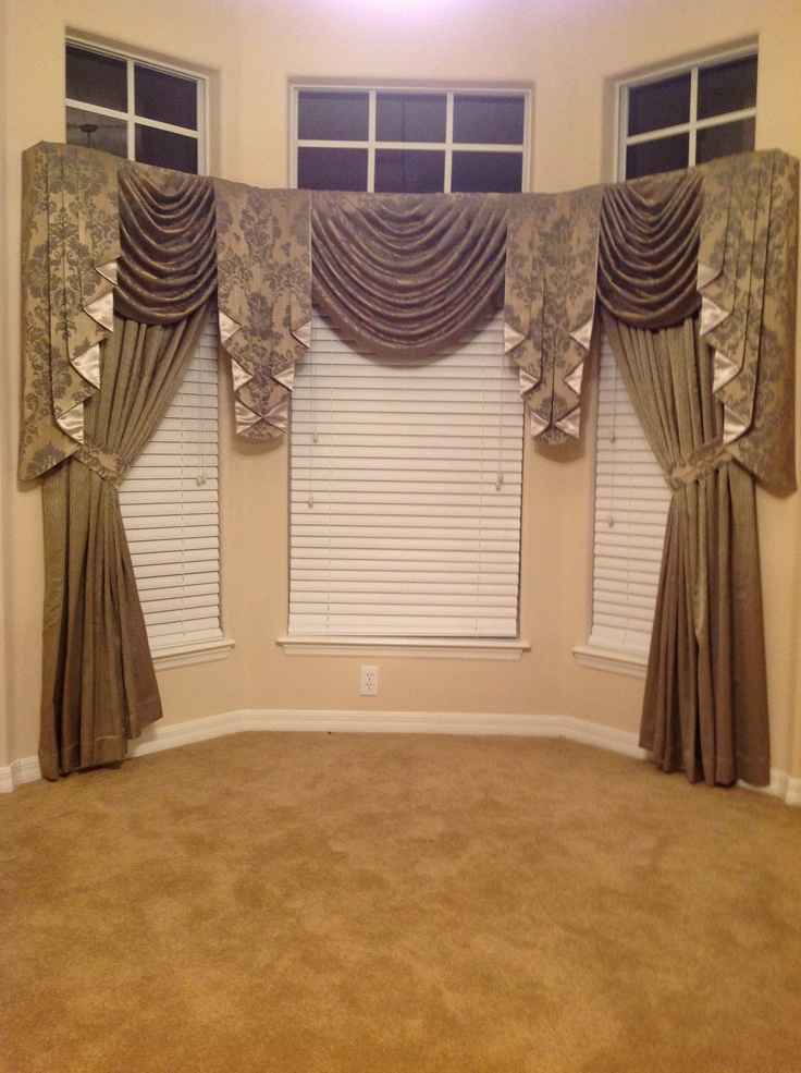 Formal Dining Room Curtain Call Inspirations